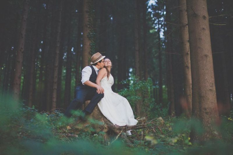 Séance-photo-après-mariage-forêt-Ardennaise