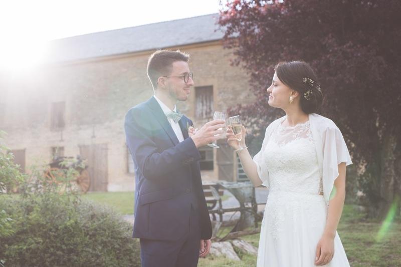 Photo mariage Charleville Mézières Relais de Poste Launois 20