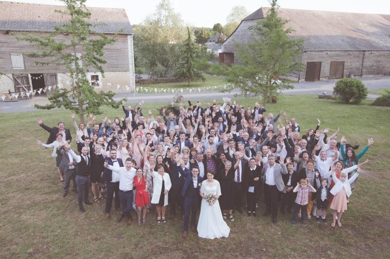 Photo mariage Charleville Mézières Relais de Poste Launois 27