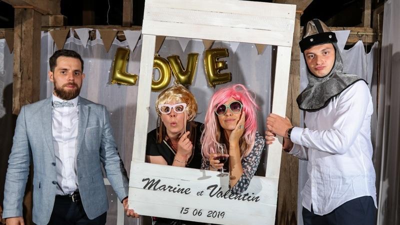Photo mariage Charleville Mézières Relais de Poste Launois 33