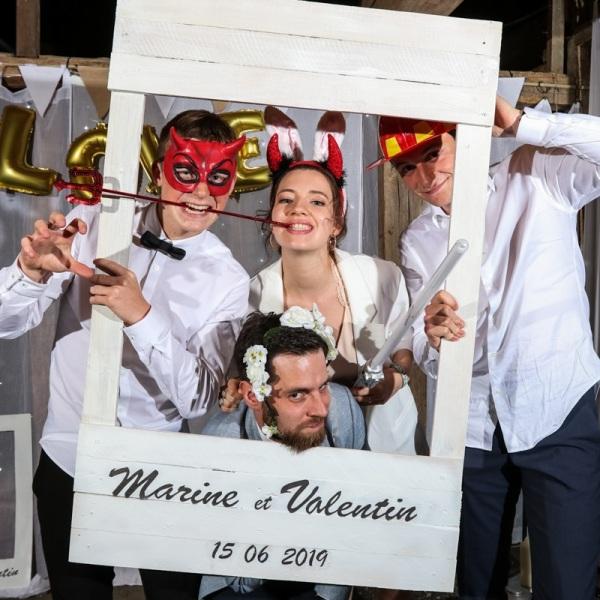 Photo mariage Charleville Mézières Relais de Poste Launois 34